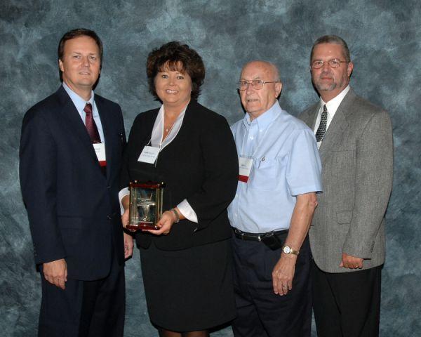 Alliant Clinical Performance Award 2010